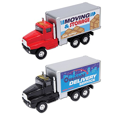 Die Cast Delivery Truck - 1