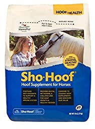 Manna Pro Sho Hoof Foot Horse Equine Care Supplement Develop Strong Hooves 5lbs