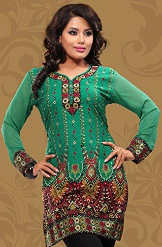 Платья Туники-Индийский Стиль