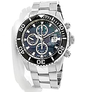 Invicta 1068 Men's Reserve Swiss Made Valjoux 7750 Automatic Chronograph