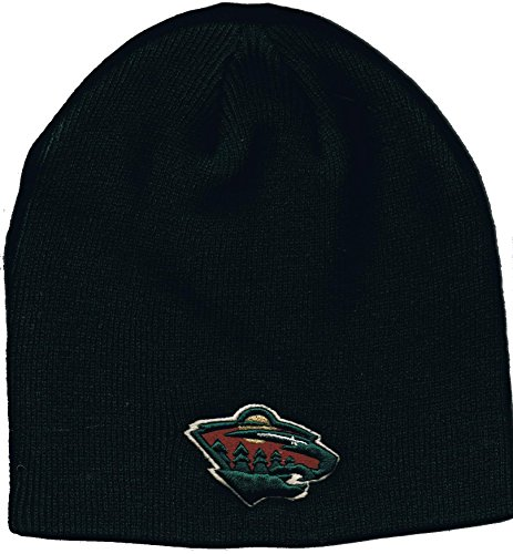 Men's Edge Minnesota Wild Forest Green Beanie (Colorado Collection) (Minnesota Wild Zephyr compare prices)