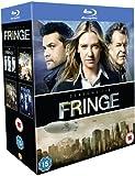 Image de Fringe Seasons 1-4 Blu Ray (Region-free) 17 discs