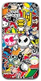 The Racoon Lean Sticker Bomb hard plastic printed back case / cover for Apple Iphone 6/6s