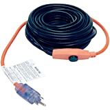 M-D Building Products 4309  Pipe Heating Cable with Thermostat, 3-Foot