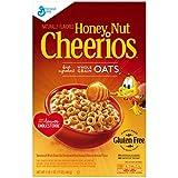 Honey Nut Cheerios Gluten Free Cereal 17 oz
