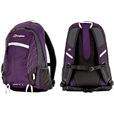Berghaus Remote Women's Backpack - Amethyst/Thunder, 15 lt by Berghaus
