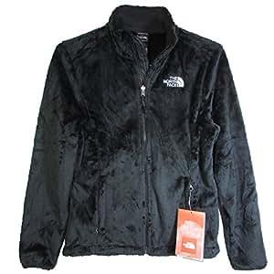 The North Face Women's Osito Fleece Jacket (X-Small, TNF Black)