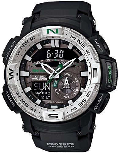 [カシオ]CASIO 腕時計 PROTREK ツインセンサー搭載 PRG-280-1JF メンズ