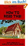How to Read Thai (Quest: Quick, Easy,...