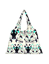 Snoogg High Strength Reusable Shopping Bag Fashion Style Grocery Tote Bag Jhola Bag - B01B978E3M