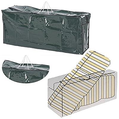 LS Design XL Kissen Tragetasche Auflagentasche Kissentasche Schutzhülle von LS-LebenStil bei Gartenmöbel von Du und Dein Garten