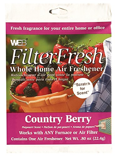 WEB FilterFresh Whole Home Country Berry Air Freshener (Home Air Conditioner Filter compare prices)