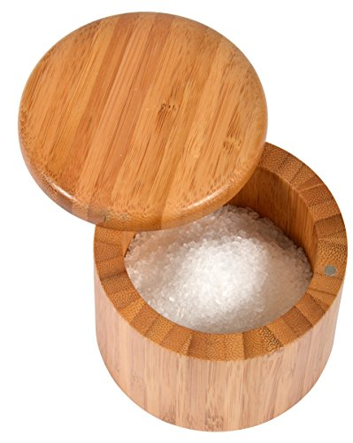 Naomi Home Salt Box (Salt Bamboo Container compare prices)