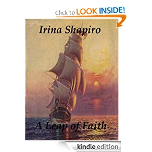 Amazon.com: A Leap of Faith (The Hands of Time: Book 2) eBook: Irina Shapiro: Kindle Store