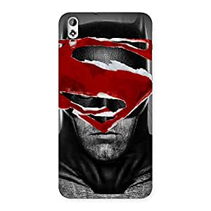 Ajay Enterprises The Deal Back Case Cover for HTC Desire 816