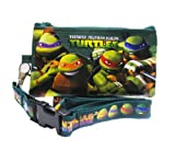 Ninja Turtles Green Lanyard With Coin Purse