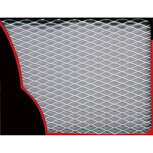 Sumex RAF7206 Schutzgitter, Aluminium, 30 x 125cm, Nr. 206, silberfarben