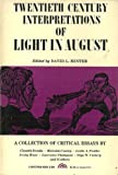 "Faulkners ""Light in August"": A Collection of Critical Essays (20th Century Interpretations)"