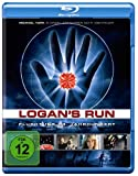 DVD Cover 'Logan's Run - Flucht ins 23. Jahrhundert [Blu-ray]