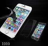 【日本正規代理店品】iPhone6 4.7インチ用強化ガラス 0.33mmラウンドエッジ加工 iphone6強化ガラスフィルム