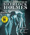 The New Adventures of Sherlock Holmes...
