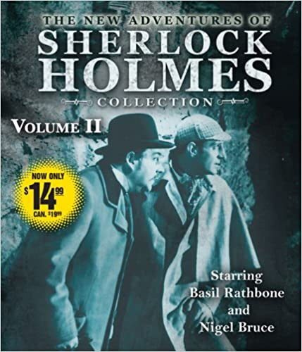 The New Adventures of Sherlock Holmes Collection Volume Two - Anthony Boucher, Denis Green