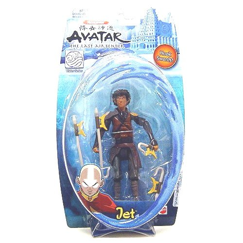 Buy Low Price Mattel Avatar the Last Airbender Basic Water Series Action Figure Jet (B000O7ZTXC)