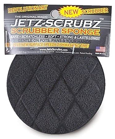 Jetz-Scrubz Scrubber Sponges = THE BEST EVER!