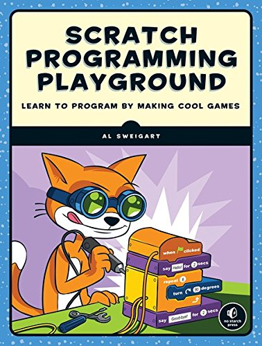 Scratch Programming Playground: Learn to Program by Making Cool Games (Cool Software compare prices)