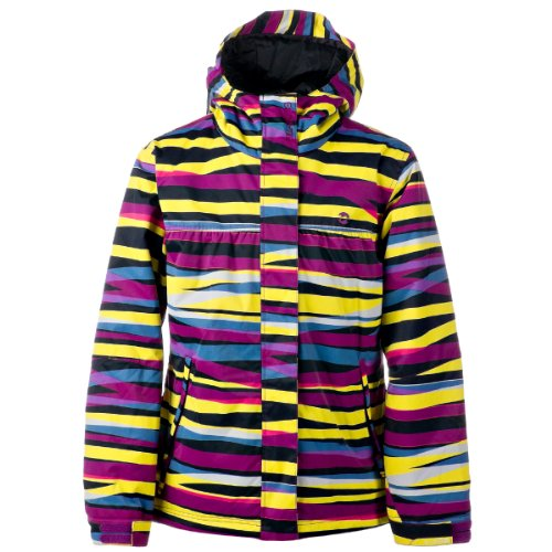 Billabong Damen Snowboardjacke JELLY, citrus line, S