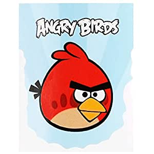 angry birds fleece decke kinder tagesdecke kuscheldecke. Black Bedroom Furniture Sets. Home Design Ideas