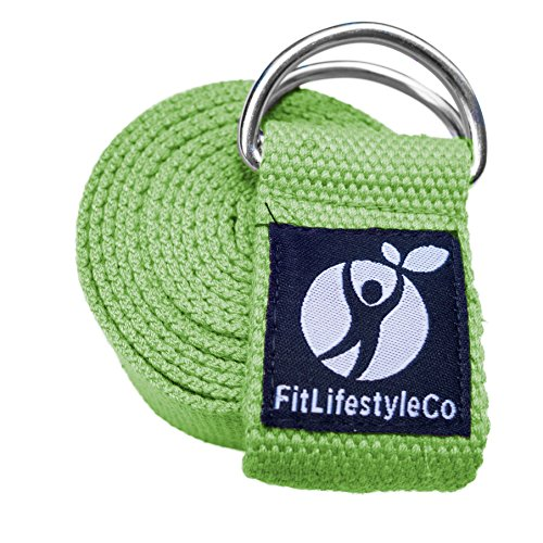 yoga-strap-best-for-stretching-6-colors-instructional-video-durable-cotton-with-metal-d-ring