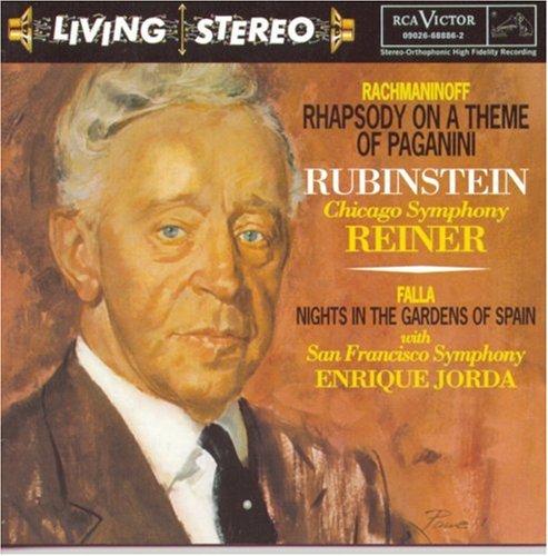 Chicago Symphony Orchestra - Rachmaninov: Rhapsody on a Theme of Paganini; de Falla: Nights in the Gardens of Spain; Chopin: Grande Polonaise - Zortam Music