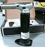 Vector Nitro Convertible Dual Lighter Black Matte/Chrome