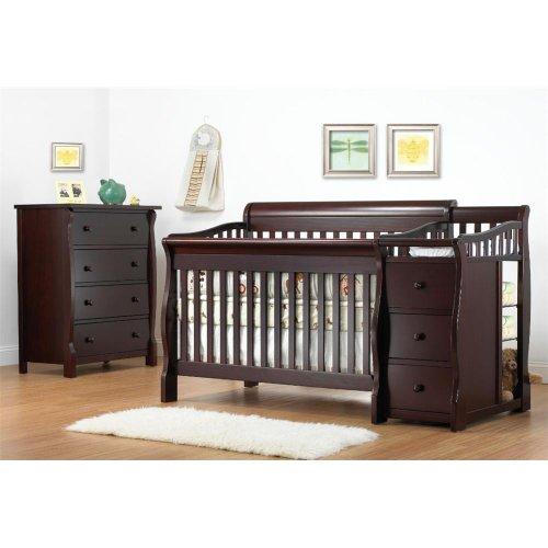 Sorelle Tuscany Crib And Princeton Dresser B0046uojk2
