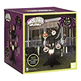 Gemmy 7 Ft Airblown Inflatable Halloween Tree with Pumpkins