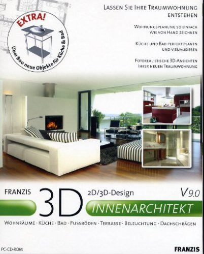 3d innenarchitekt v9 0 for Innenarchitekt 3d