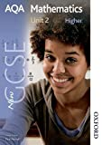 img - for New AQA GCSE Mathematics Unit 2 Higher (New Gcse) by Paul Winters (2010-03-17) book / textbook / text book