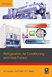 Heating Cooling Air Quality Best Deals - Refrigeration, Air Conditioning and Heat Pumps, Fifth Edition