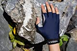 The Fishing Tree SUN PROTECTION FINGERLESS GLOVES, Verified UPF 50+ UV Skin Screen, BLOCK Burn Damage While DRIVING, KAYAKING, Cycling, Outdoor Sporting Activity, Great Gifts And Accessories