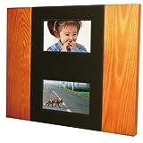【Amazonの商品情報へ】Musse デジタルフォトフレーム 「匠」 MDP-06 マホガニー 木曽の木工家【内木勇】作 アッシュ使用 壁掛け用  特別な人へのプレゼントに