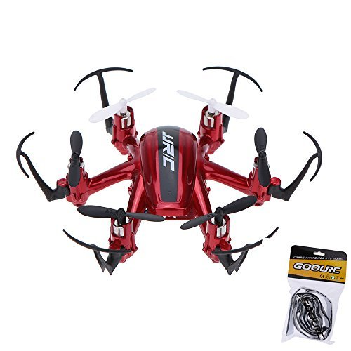 Original JJRC H20 2 4G 4 Channel 6-Axis Gyro Nano Hexacopter Drone with CF  Mode/One Key Return RTF RC Quadcopter