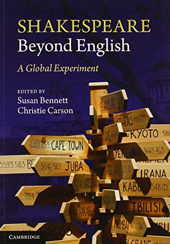 Shakespeare beyond English: A Global Experiment