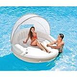 Intex Canopy Island Inflatable Lounge, 78