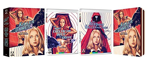 Killer Dames: Two Gothic Chillers by Emilio P. Miraglia (4-Disc Special Limited Edition) [Blu-ray + DVD]