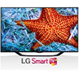 LG Electronics 60LA7400 60-Inch Cinema Screen Cinema 3D 1080p 240Hz LED-LCD HDTV with Smart TV and Four Pairs of 3D Glasses (2013 Model)
