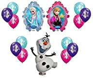 Disney Frozen X-Large Mylar Balloons…