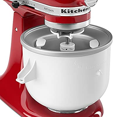 KitchenAid KAICA Ice Cream Maker Attachment - Fits all models