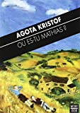 img - for O   es-tu Mathias ? (French Edition) book / textbook / text book