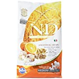Farmina Natural And Deliciou LG Codfish And Orange Adult Dog Food, 2.5 Kg